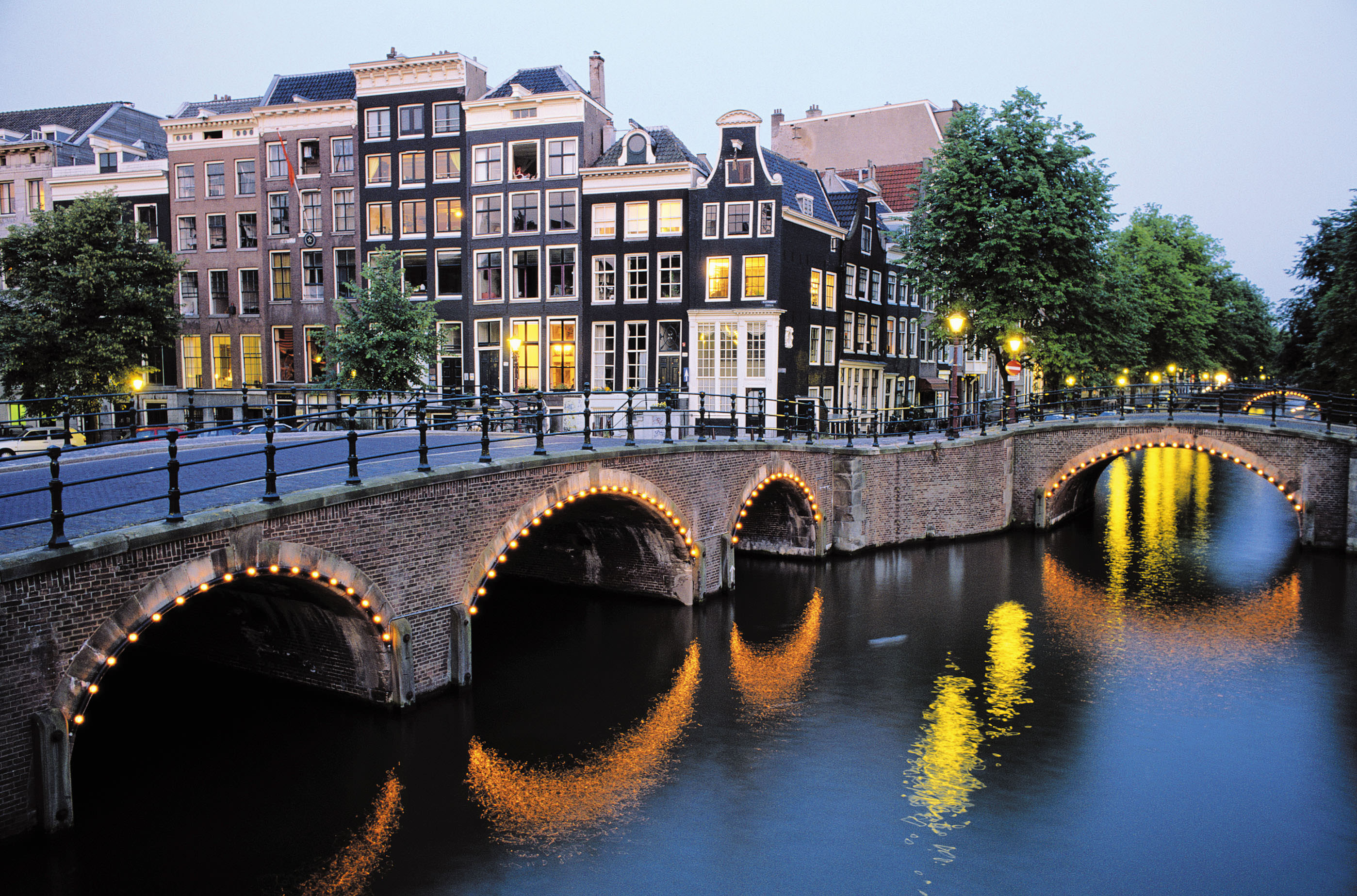 Save £50 on your trip to Amsterdam in 2013
