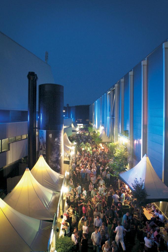 North Sea Jazz Festival in Holland