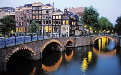 Amsterdam with Stena Line