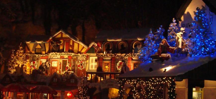 Valkenburg Velvet Cave Christmas market