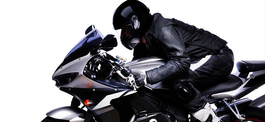 Motorbiking in Holland