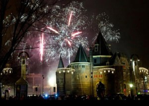 Welcome in the New Year Dutch style