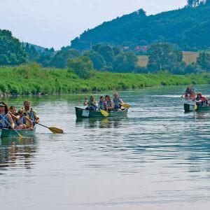Canoeing, Lower Saxony