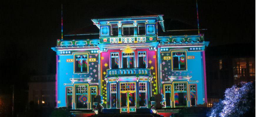 Glow Light Festival Eindoven, Holland
