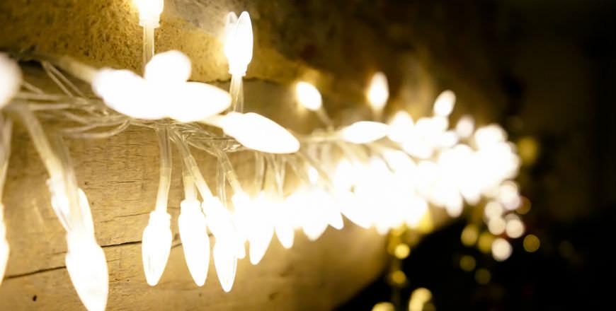 Christmas Market Lights