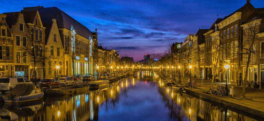 Christmas time in holland is a great time to visit