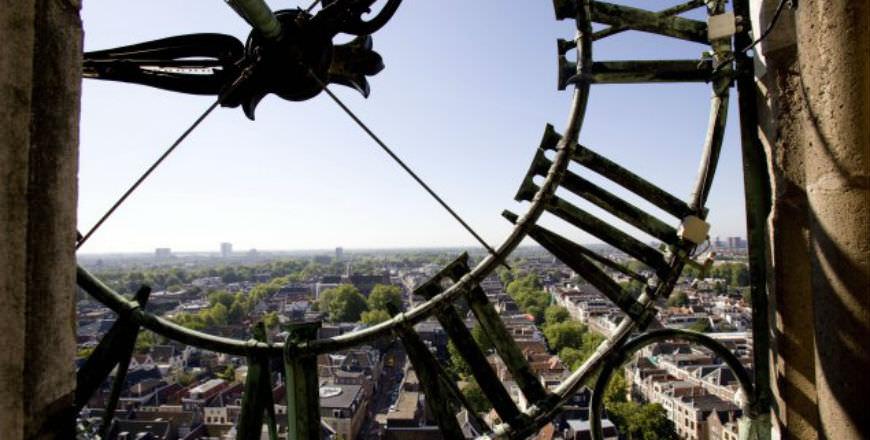 A Time Piece in Utrecht