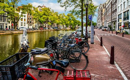 The best cycling routes in Holland