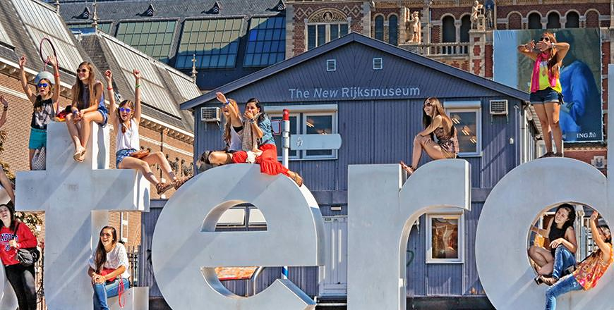Amsterdam Museums are in the Top 3 List of World Museums
