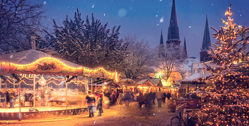 Christmas Markets in the Netherlands